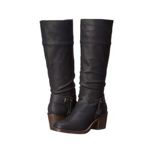 XOXO tall western style knee high boots